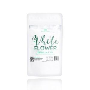 """dopemary: Premium CBG Flower """"The White"""" (7g)"""