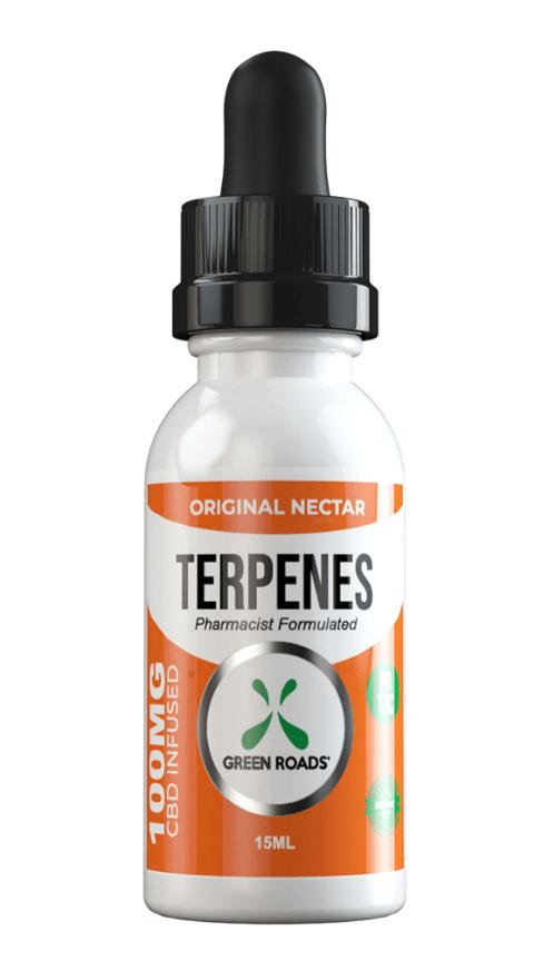 Terpenes Nectar CBD Oil Green Roads