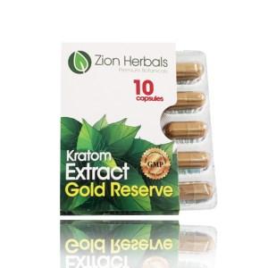 zion herbals kratom extract gold reserve