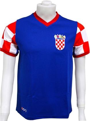 33b05784d63 Soccer Jersey  Croatia  Blue - SnC SHOP n CRO
