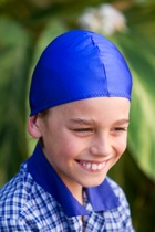 Brolga Swimming Cap