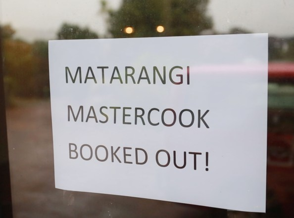 mastercook sold out