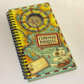 Compass Travel Journal Toy Kit