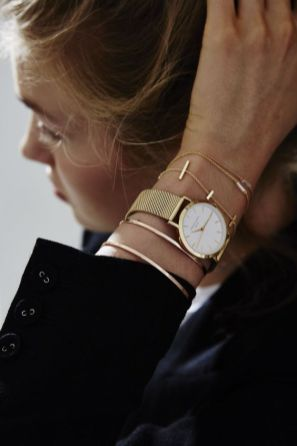 Minimalistische horloges Rosefield