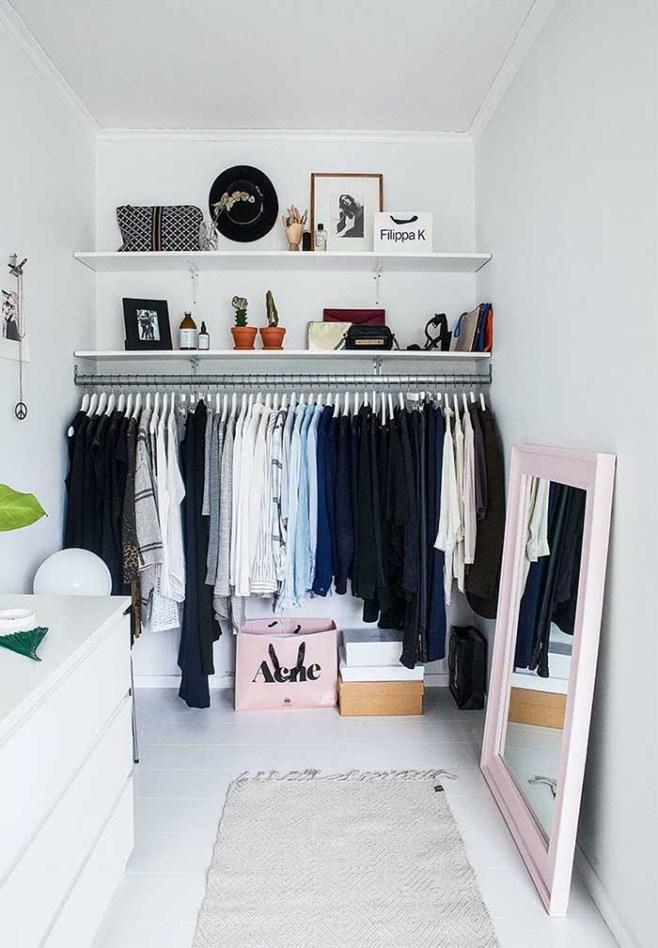 6 Tips om je eigen walk-in closet te maken