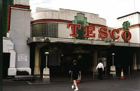 Old Tesco store