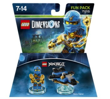 Lego action oack ninjago jay tesco clubcard points