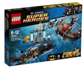 Lego batman deep sea strike 500 or 1000 extra clubcard points