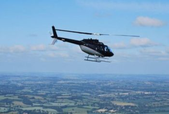 helicoptor over london quadruple clubcard points