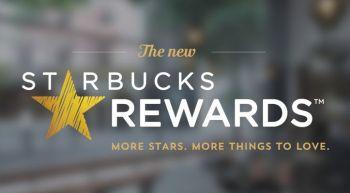 changes my starbucks rewards USA UK