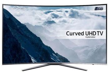 Samsung UE49KU6500 49 inch, Smart, Built in Wi-Fi, Full HD, 2160P, LED TV