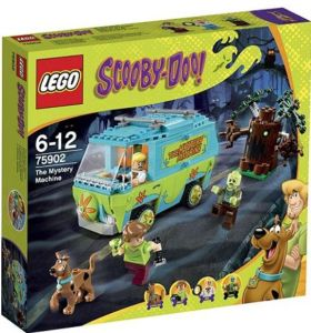 lego scooby doo mystery machine