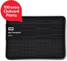 Western Digital My Passport 2TB USB 30 External Hard Drive