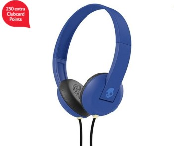 Skullcandy Uproar on ear extra clubcard points tesco direct