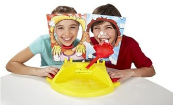 pie face hasbro game tesco clubcard points