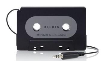 belkin mp3 cassette adaptar triple clubcarrd points