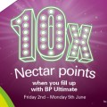 Take part in BP's biggest ever Nectar promotion this weekend – 10x points!