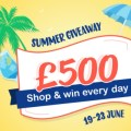 Save money on gift cards and win up to £500 with Zeek