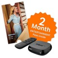 500 extra Clubcard points with £20 Now TV boxes