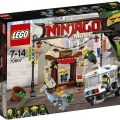 Up to 1,000 extra Clubcard points with LEGO Ninjago