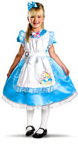 Halloween Wholesale Costumes -Alice in Wonderland -Clearance