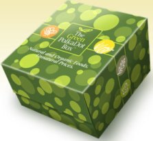 Organic Food_GreenPolkaDot Box