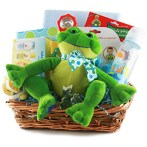 Gift Basket Ideas _New Baby