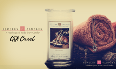 Gift Card -Ideas -Jewelry Candles