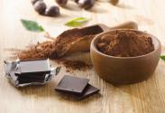 Superfood _bowl of Cacao powder