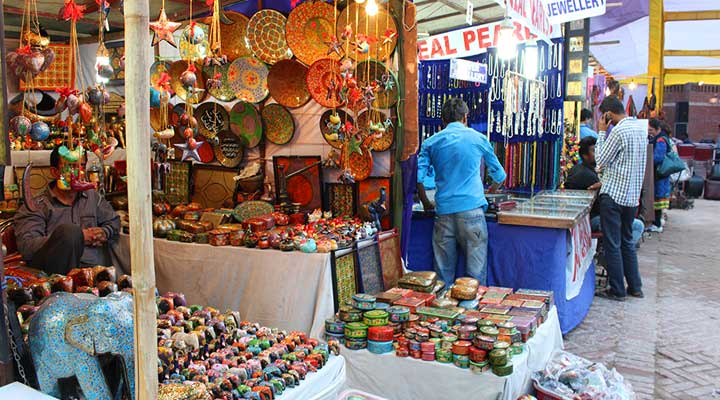 Dilli Haat: the perfect reason to have fun and food with friends