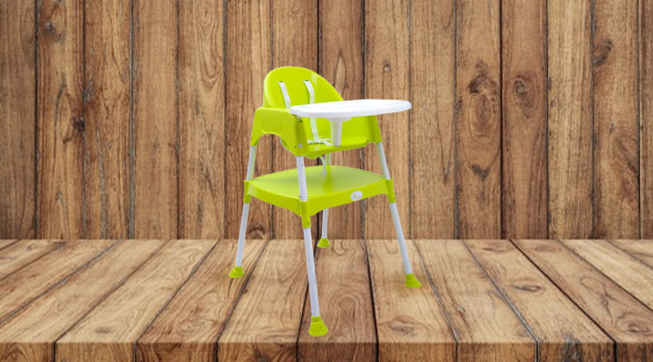 Smart Design 3-in-1 High Chair for Baby – Cherry Berry High Chair Review