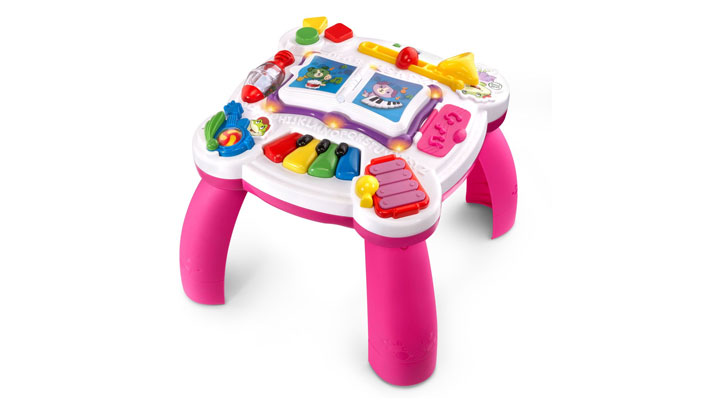 best musical table for baby girl