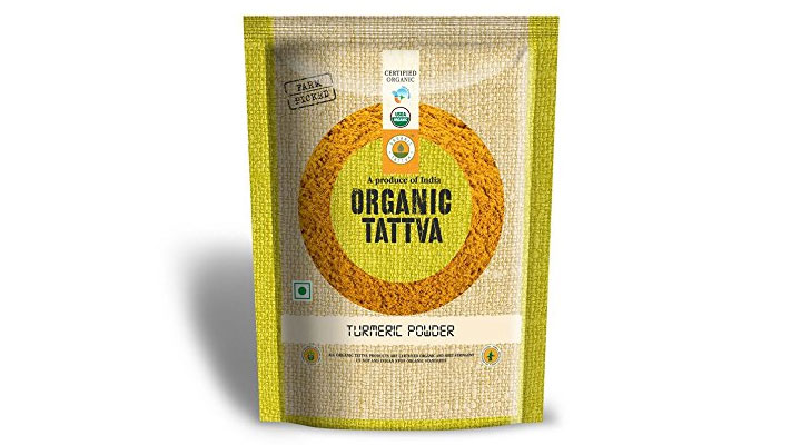 best organic turmeric powder brand in india