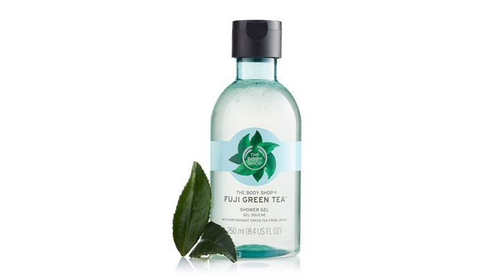 best shower gel from Body Shop