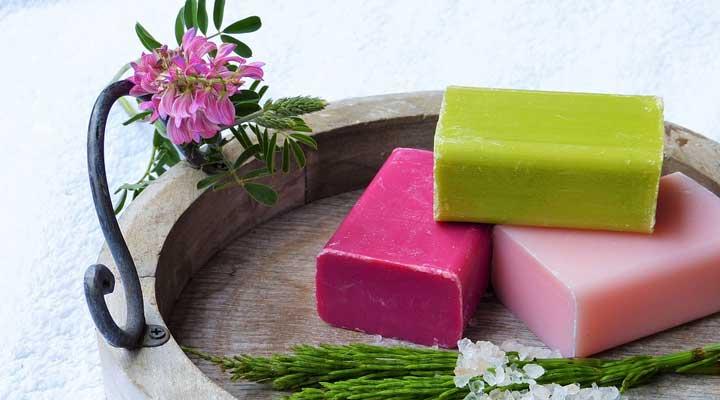 stop using regualr soap