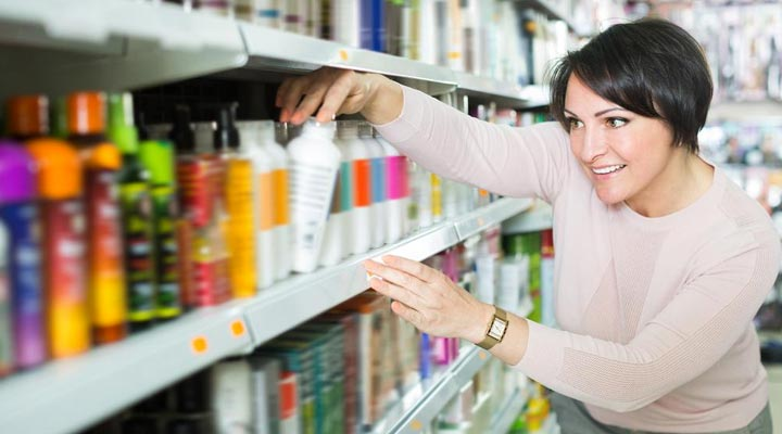 Dos and Donts shopping hair care products