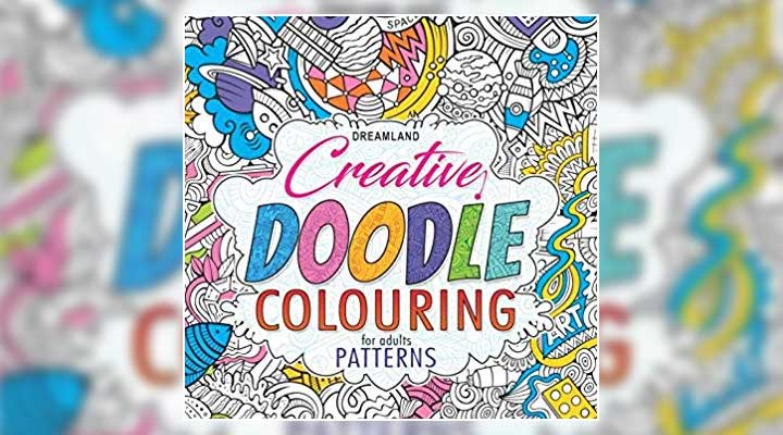 best colouring books for older people