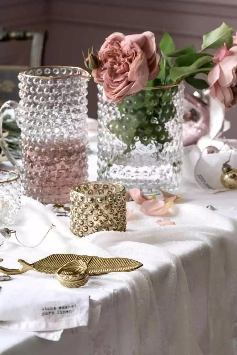 Art De La Table Pour Nol Shopping Girl
