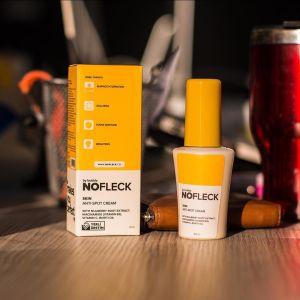 Nouvlik cream to get rid of freckles