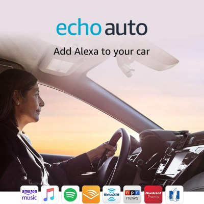 Echo Auto- Hands-free Alexa in your car with your phone