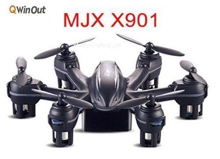 MJX X901 24G Mini RC G Sensor Control Drone Hexacopter