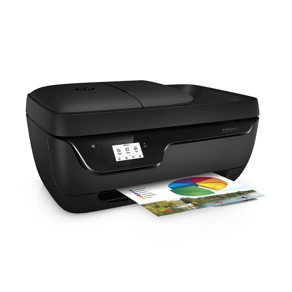 Hp Officejet 3830 Inkjet Multifunction Printer F5r95a