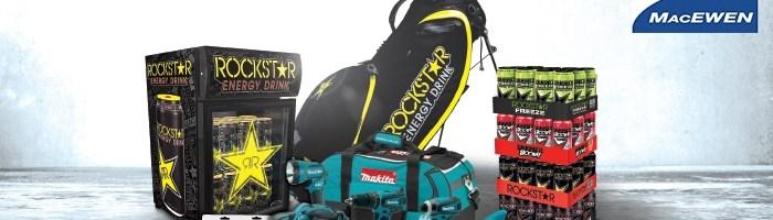 Rockstar Energy Mini Fridge Contest