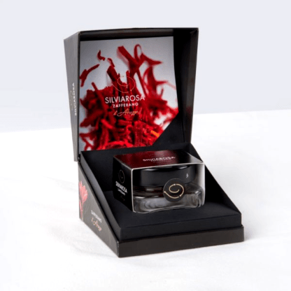 Silvia Rosa zafferano luxury box