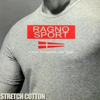 T-shirt cotone stretch Ragno Sport
