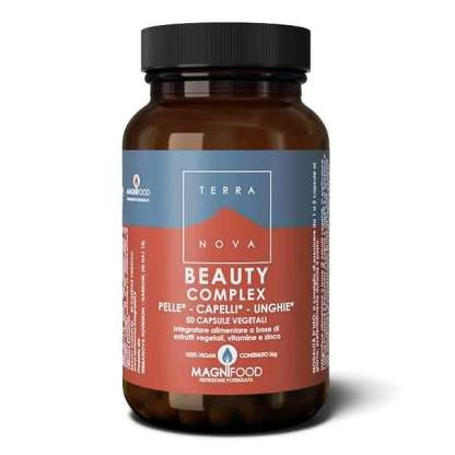Beauty Complex pelle capelli unghie Terranova