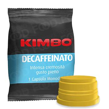 Capsule Kimbo Caffè Adesso Decaffeinato