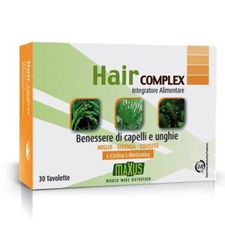 Hair Complex capelli unghie Maxus