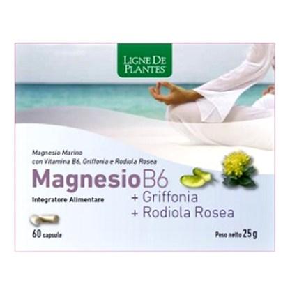 Magnesio B6 + Griffonia + Rodiola Ligne De Plantes