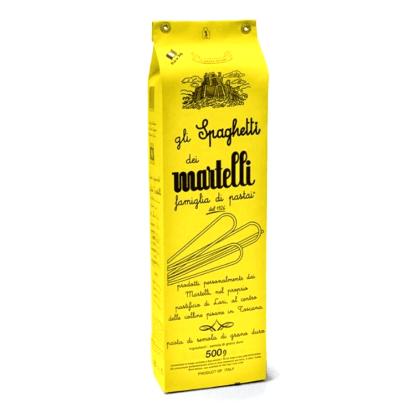 Pasta Martelli spaghetti